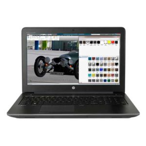 قاب لپ تاپ اچ پی HP ZBook 15 G3 Mobile Workstation